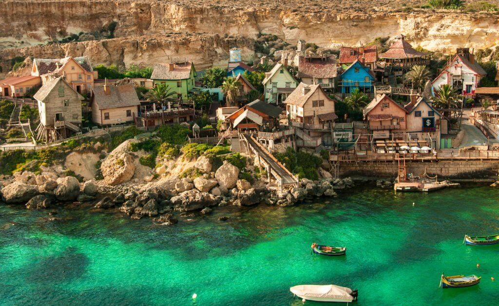 malta coast yacht