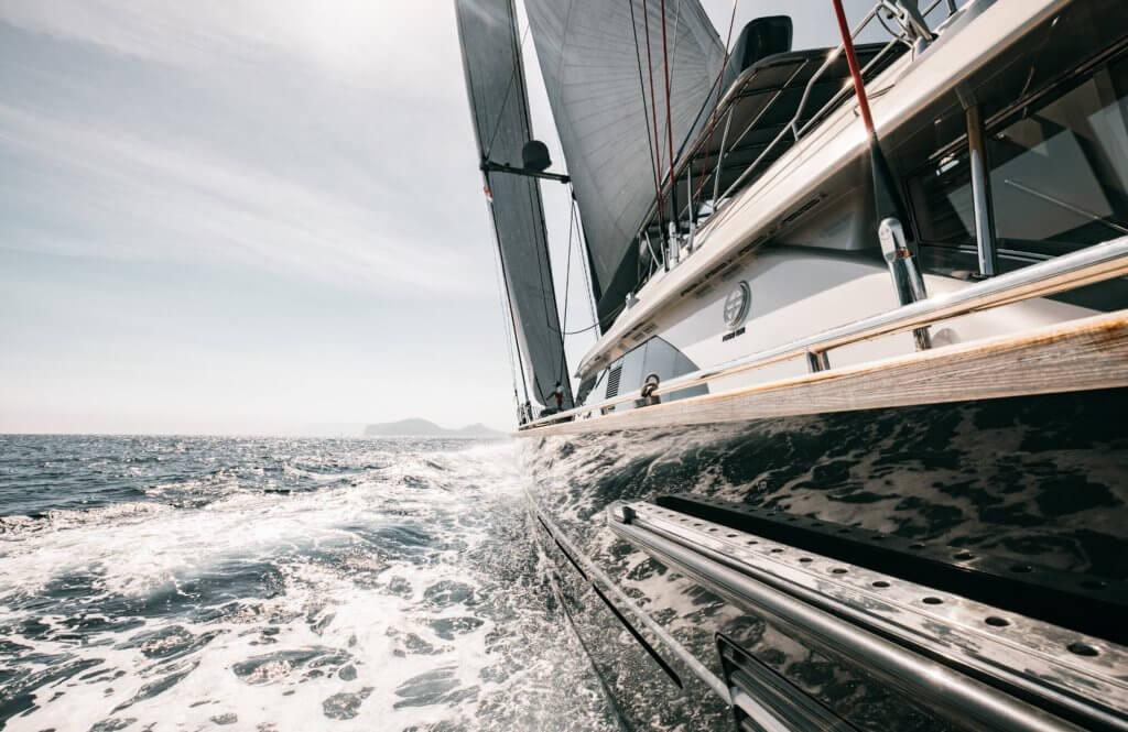 yacht trip mediterranean