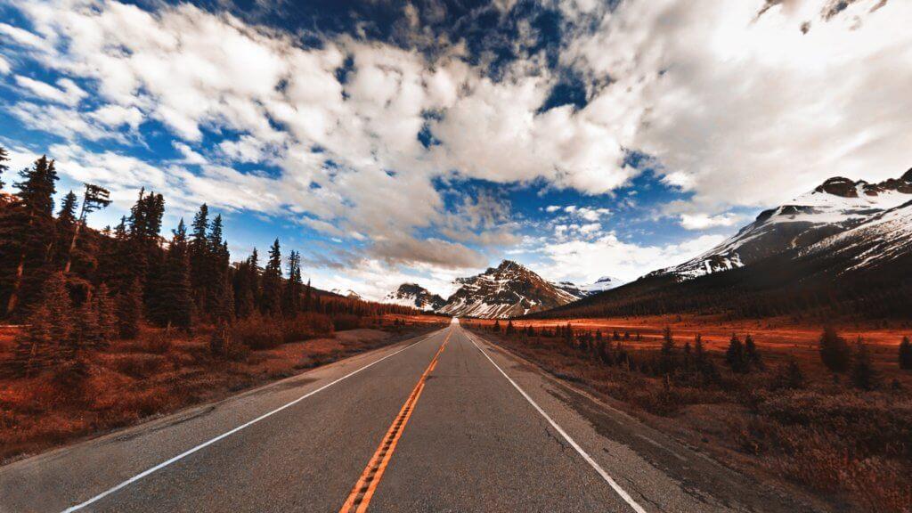 alberta canada mountain trip